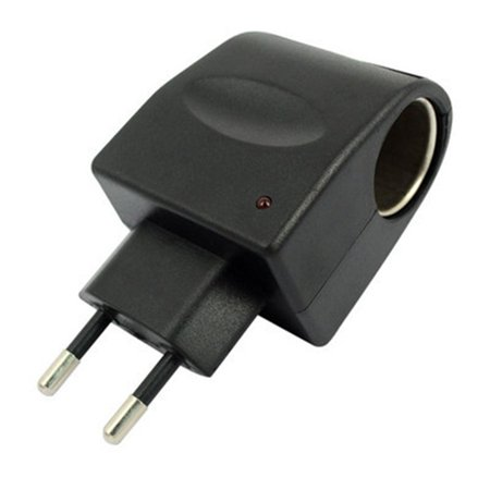 High Performance220V AC to 12V DC Car Auto Power Converter Adapter Cigarette Lighter Socket - image 4 of 5