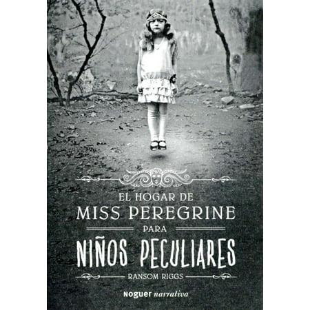 El Hogar de Miss Peregrine Para Ninos Peculiares - Disfraces Para Halloween De Ninos