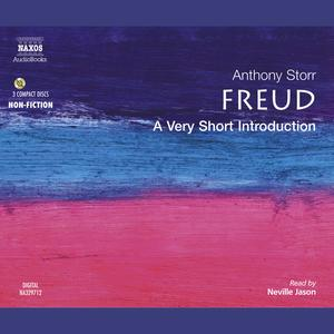 Very Short Introductions Freud - Audiobook