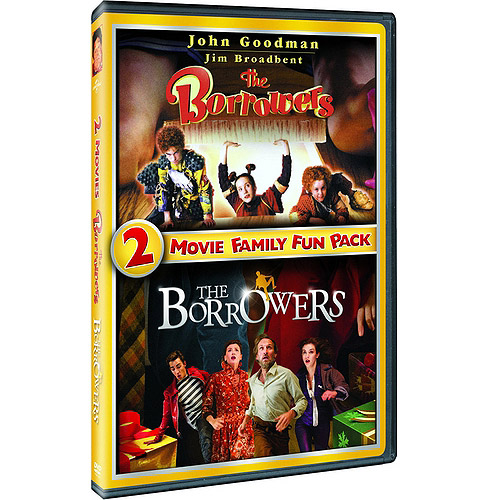2-Movie Family Fun Pack: The Borrowers (1997) / The Borrowers (2011) (Widescreen)