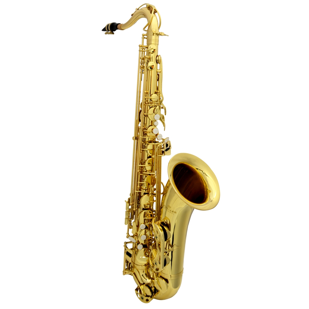 Schiller La Première Tenor Saxophone Gold Lacquer by