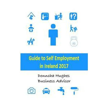 Guide to Self Employment in Ireland 2017 - eBook (Halloween In Ireland 2017)
