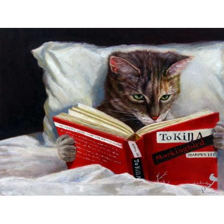 Late Night Thriller Stretched Canvas - Lucia Heffernan (22 x 28) - Thriller Jackets