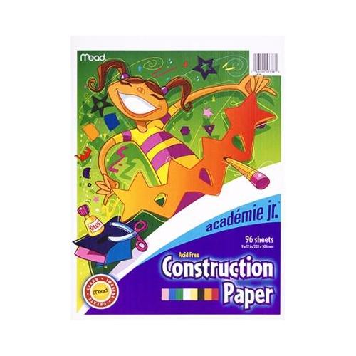 ACADEMIE JR CONSTRUCTION PAPER MEA53336