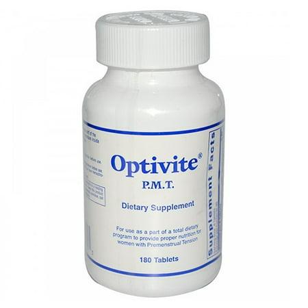 Optivite supplément de multivitamines et VPM MultiMineral comprimés pour les femmes - 180 Chaque, 3 Pack