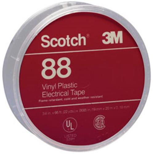 3M Company  3M-6143 Vinyl Plastic Electrical Tape