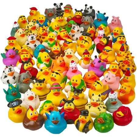 Mini Rubber Duckies (ASSORTED 2