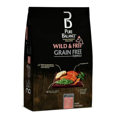 Nature Balance Grain Free With Salmon Dog Food