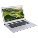 """Acer 14"""" HD Chromebook (Quad Atom x5-E8000 / 4GB / 32GB) + Case"""