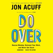 Do Over - Audiobook