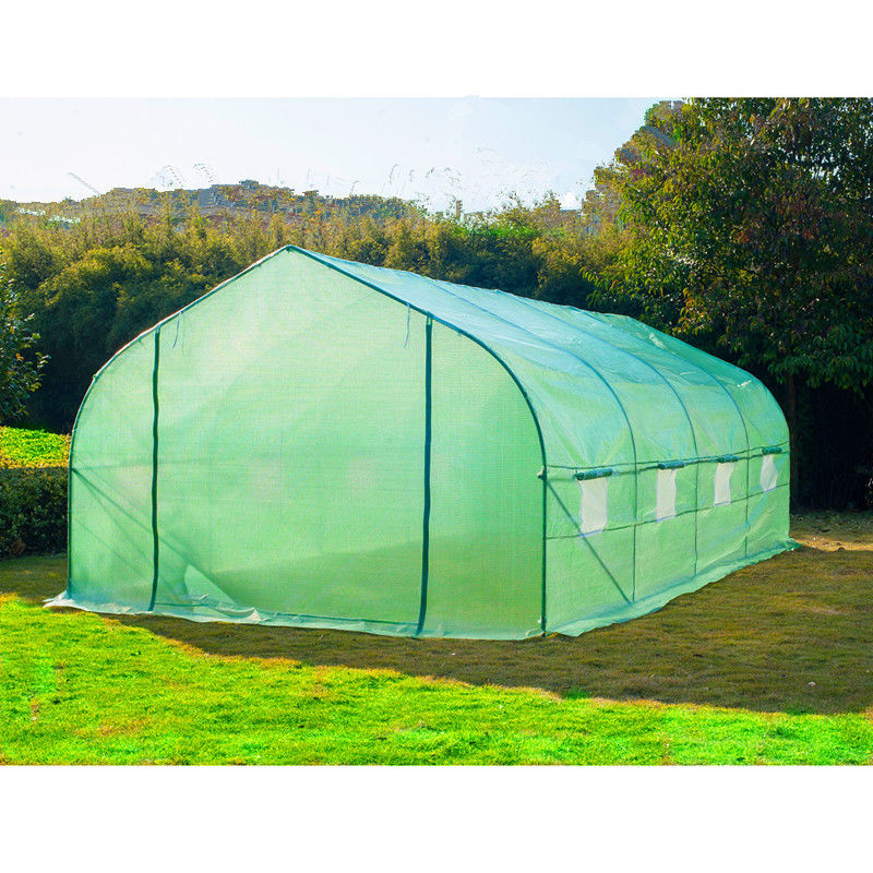 Zimtown 20' X10' X7' Greenhouse Portable Large Big Walk-In Plant House Hot House Shed... by Zimtown