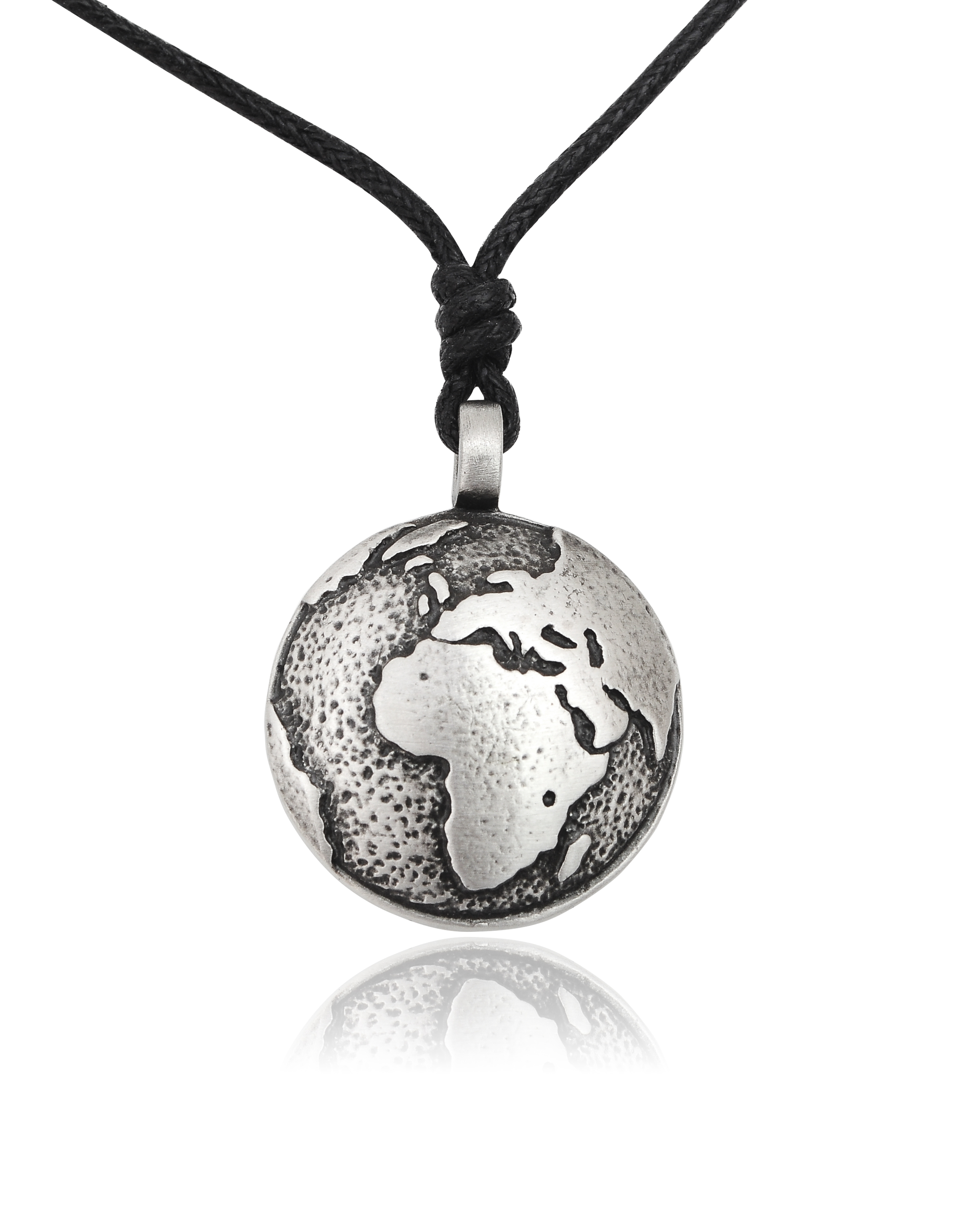 SOCCER BALL 3D FINE PEWTER PENDANT CHARM MADE IN THE UNITED STATES