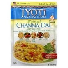 Jyoti Cuisine India Jyoti Channa Dal With Zucchini 10 Ounce by Jyoti Cuisine India