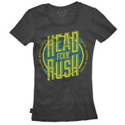 Women's F-Rush T-Shirt - Gunmetal