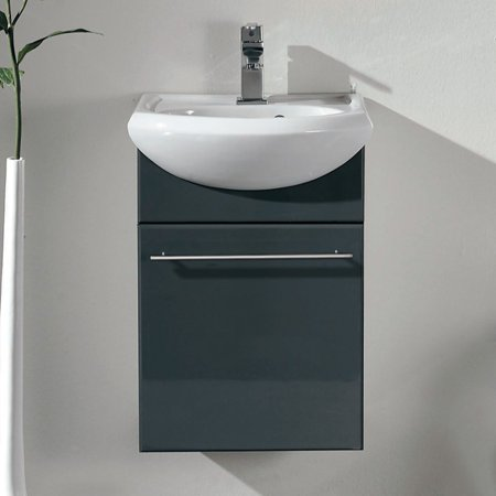 Eviva Venti 18 In Single Sink Bathroom Vanity Set