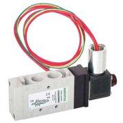 "NUMATICS Hazardous Location Solenoid,3/8"",24VDC L23XA452BP00061"