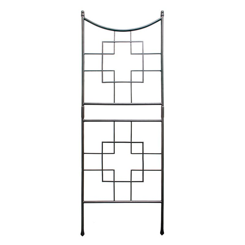 Achla Designs Square-on-Squares Trellis by Minuteman/Achla Designs