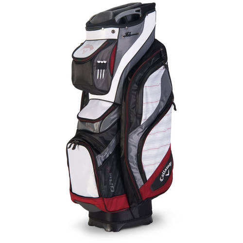 Callaway Org 14 Cart Bags, White/Charcoal