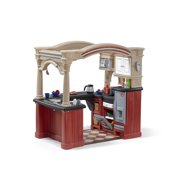 Step2 Grand Walk-In Play Kitchen with 103 Piece Play Food Accessory Play Set