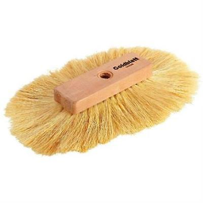 "Goldblatt 8-1/2, 8-1/2 x 13-1/2"",Texture Brush, Single Crowfoot, G05260"