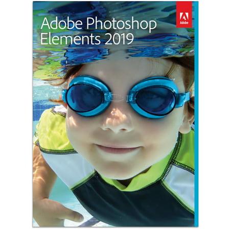 Adobe Photoshop Elements Software 2019 (PC)