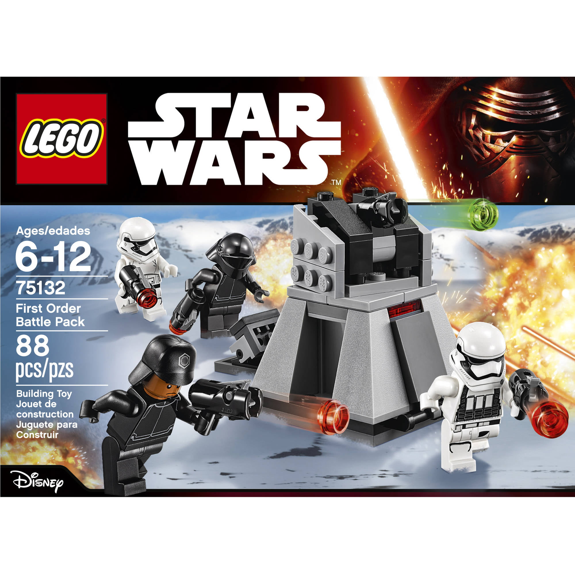 LEGO Star Wars TM First Order Battle Pack Walmart
