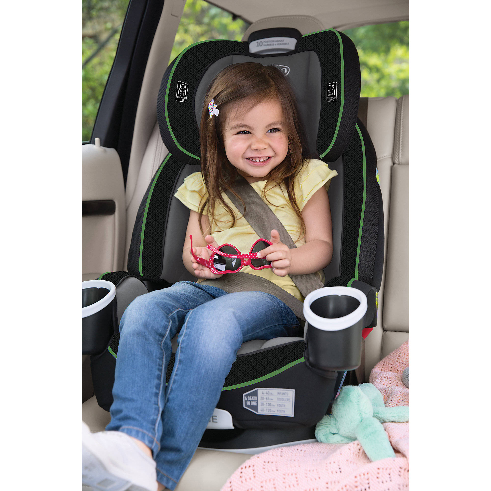 Graco 4ever all in 1 convertible car seat choose your pattern walmart com