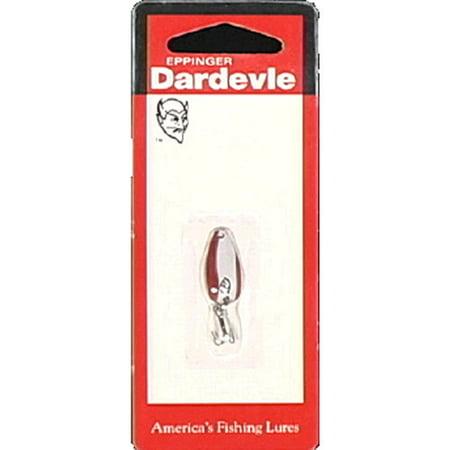 Eppinger Dardevle Skeeter Spoon 2/32oz- Red/White/Nickel Back