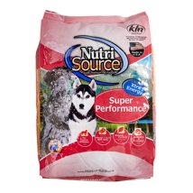 Dog Food: NutriSource Super Performance