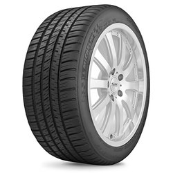1 Michelin Pilot Sport A/S 3+ 245/35ZR19 89Y All-Season Performance RunFlat Tire