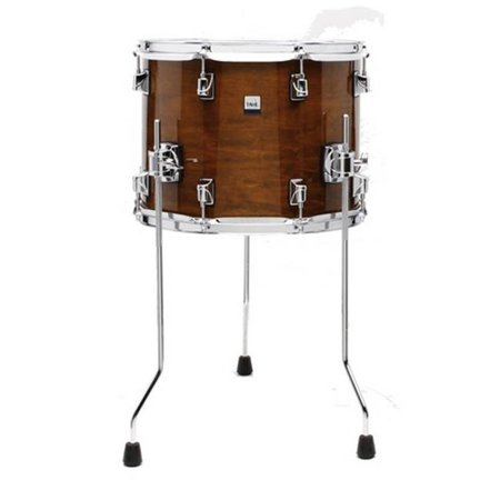 Taye GK1411F-AH 14 x 11 in. Gokit Add-On Floor Tom Drum, Antique Honey - Tomtom Drum