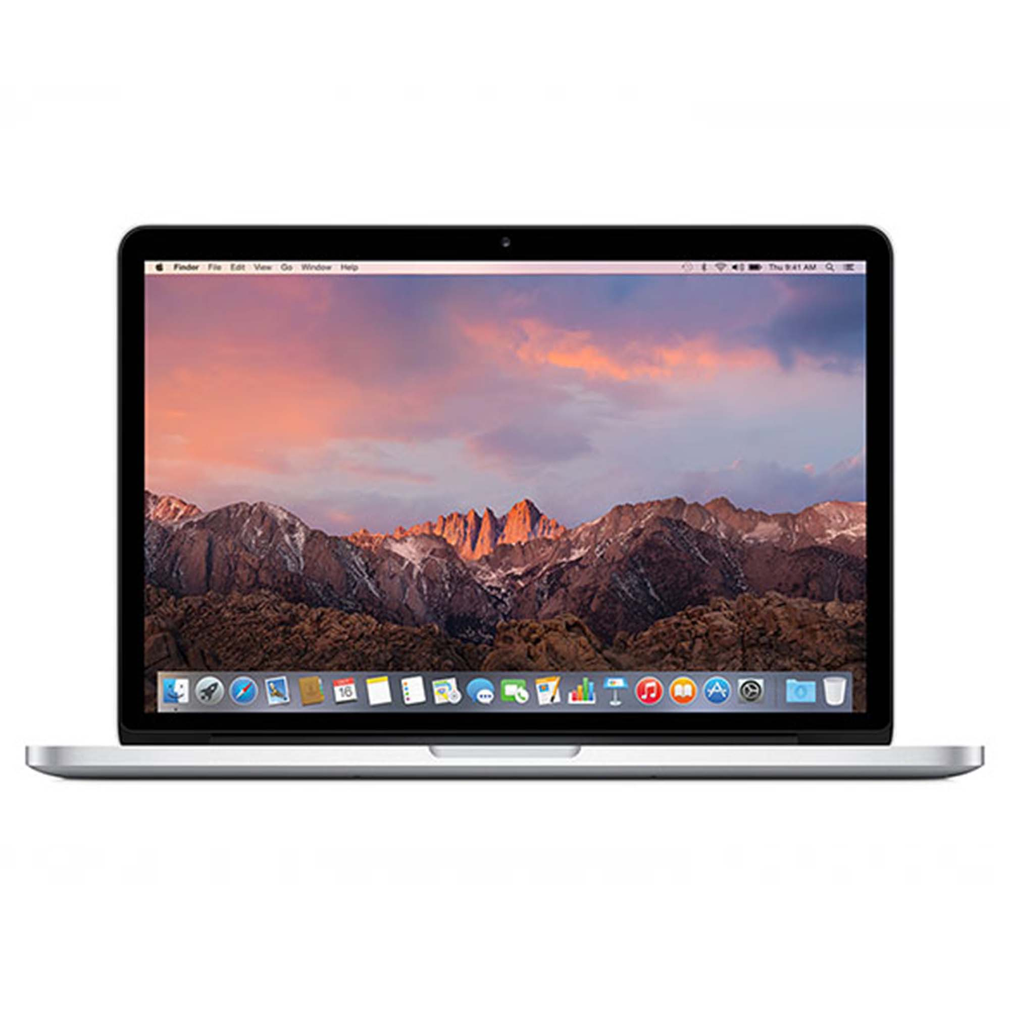 "Apple MacBook Pro 15"" Core i7 2.5GHz Retina (MGXC2LL/A), 16GB Memory, 512GB Solid State Drive - Refurbished"