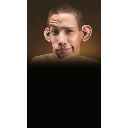 Prosthetic Ear theater makeup prosthetic stage costume accessory](Halloween Alien Prosthetics)