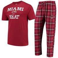 Miami Heat Men's Pajama Set Duo Sleep Set