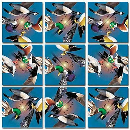 Scramble Squares: Water Birds (Birds Scramble Squares)