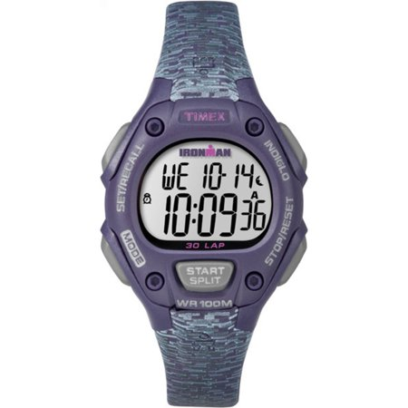 Timex Womens Ironman Classic 30 Mid-Size Resin Strap Watch