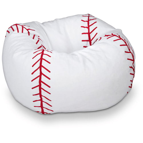 Ace Casual Furniture Baseball Beanbag Chair by Ace Bayou Corportion