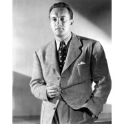 George Sanders Stretched Canvas -  (16 x 20)