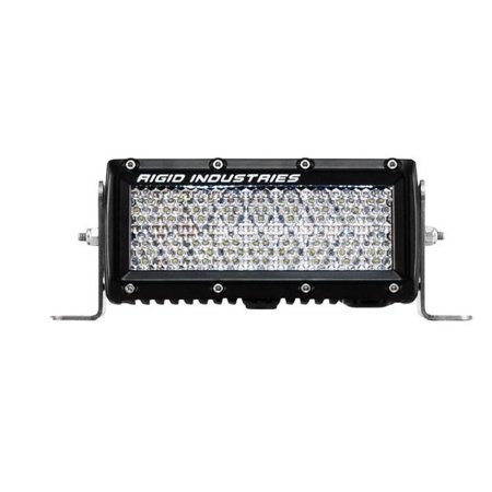 RIGID Industries 17551 E2 Series 60deg. Diffused Light Bar - 6in. - Clear