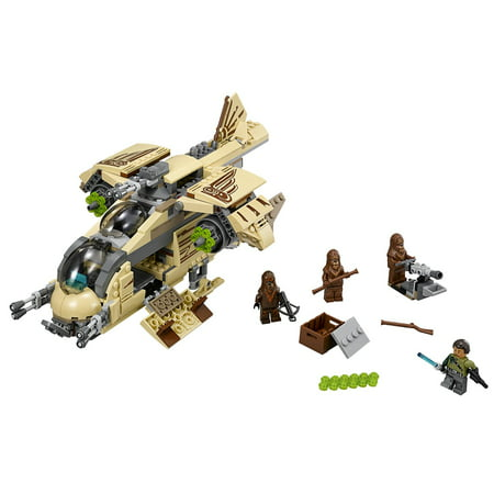 LEGO® Star Wars™ Wookiee Gunship 570 Piece Building Playset | 75084