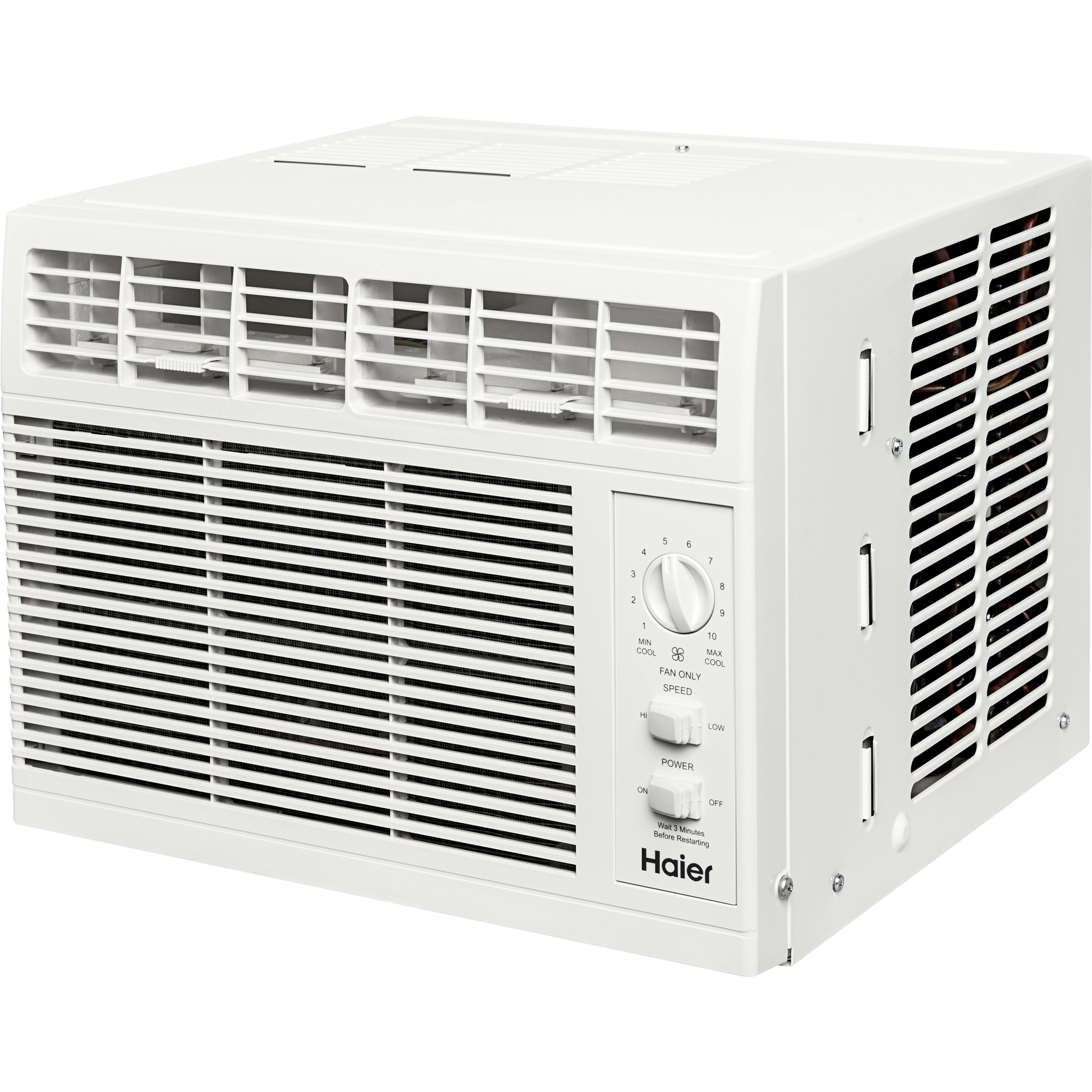 Haier 5,000 BTU Mechanical Air Conditioner, QHV05LX