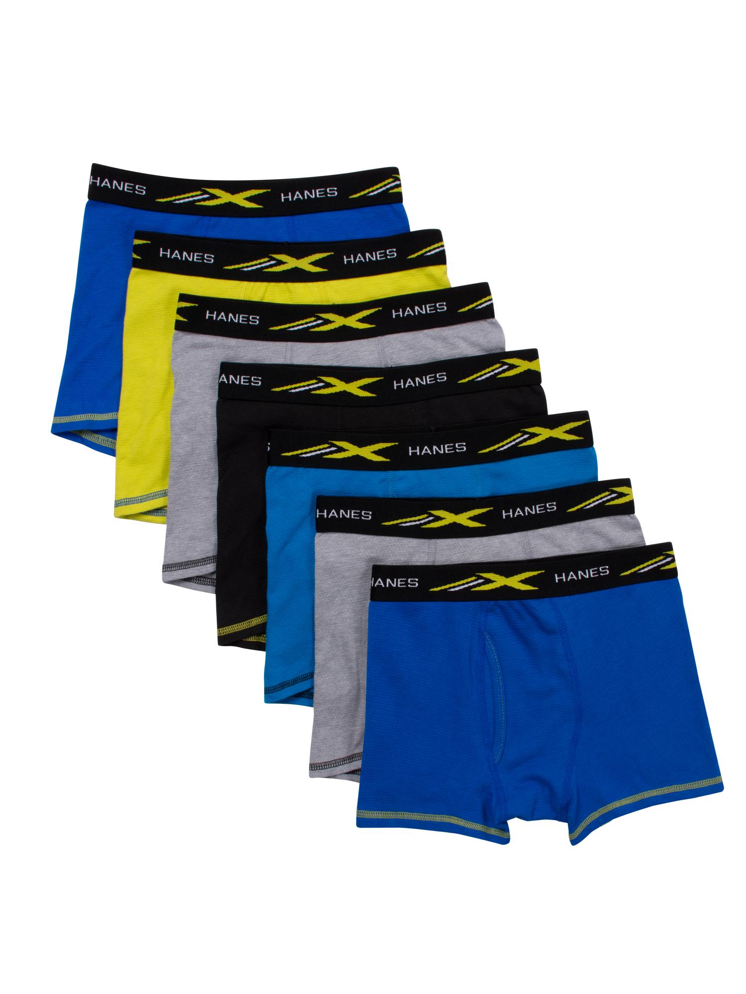 Boys Tagless Super Soft Briefs 5-Pack Underwear