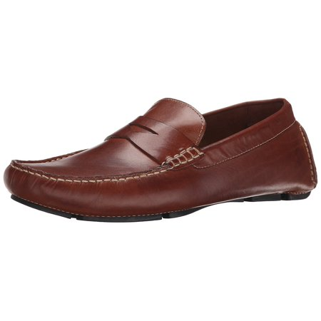 Cole Haan Men's Howland Penny Loafer, Saddle Tan, Size 11.5