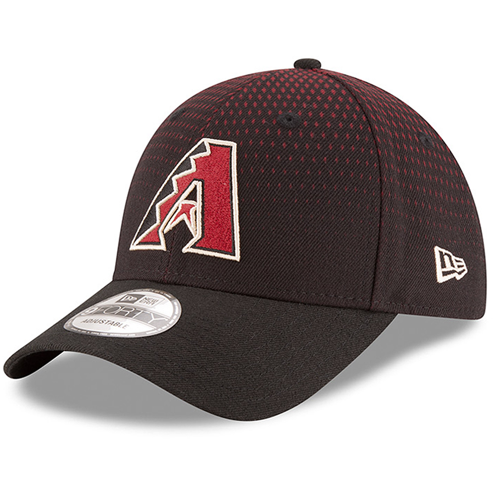 Arizona Diamondbacks New Era The League 9FORTY Adjustable Hat - Black - OSFA