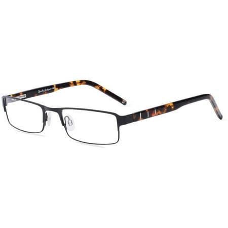 Randy Jackson Mens Prescription Glasses, 1025 Black