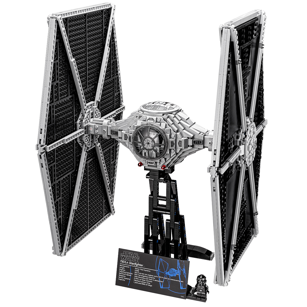 LEGO Star Wars TM TIE Fighter™ 75095