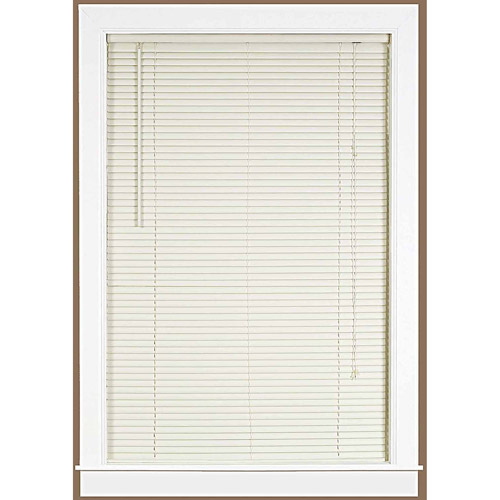 "Deluxe Sundown 1"" Room Darkening Mini Blinds by PowerSellerUSA"