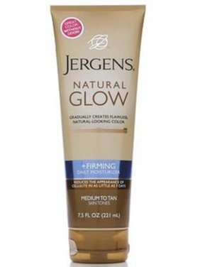 Jergens Natural Glow Daily Moisturizer Firming Medium/Tan Skin Tones 7.50 oz