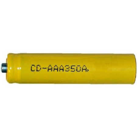 16 x AAA (350 mAh) NiCd Rechargeable Batteries (for Solar Lights) - image 1 of 1