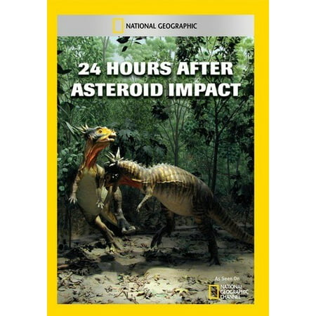 National Geographic: 24 Hours After Asteroid Impact (DVD) (View Halloween Asteroid)
